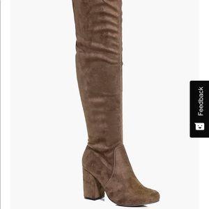Shoes - Block heel boot